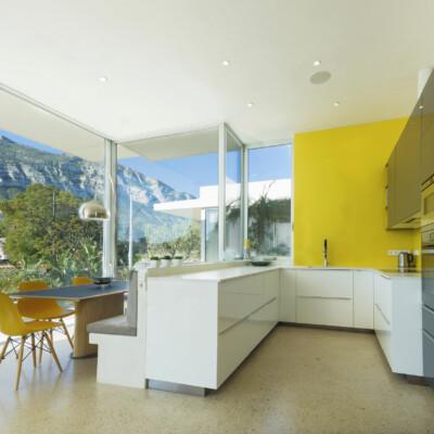 Interior design in Denia