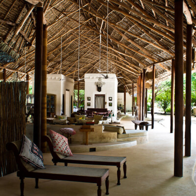 Red Pepper House traditional modern masterpiece in Africa