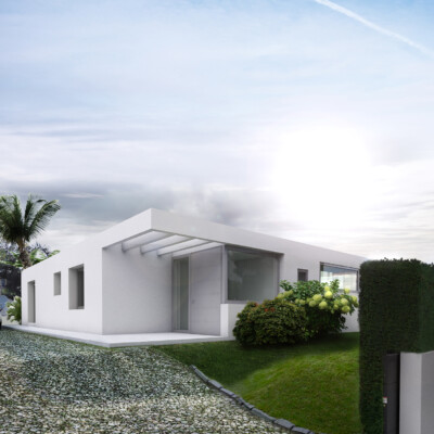 Modern and minimal house in Denia, Costa Blanca, Spain