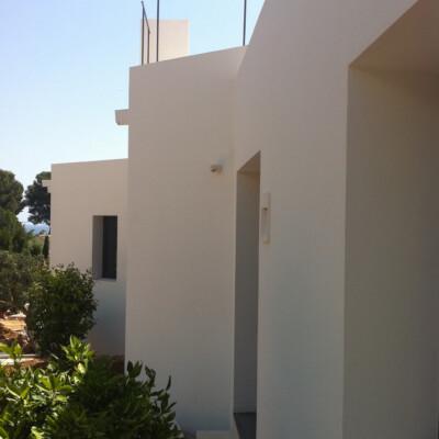 Minimalist mediterranean house, Jávea