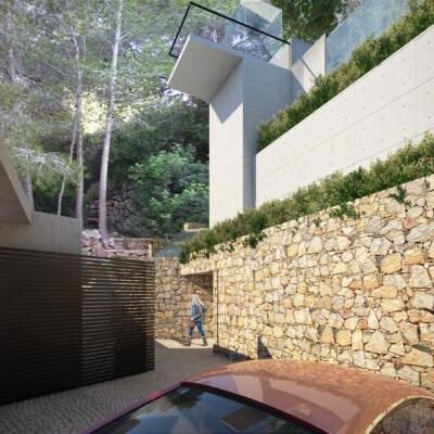 Architecture Project La Sella