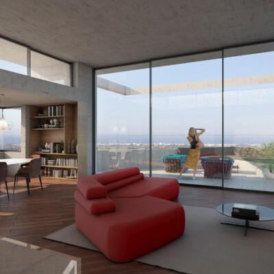 Architecture Project Pedreguer