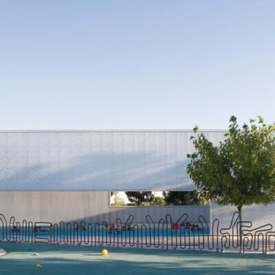 Playground for children Colegio Mirabal