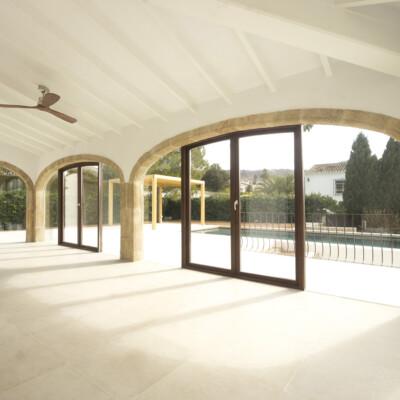 Refurbishment in Javea by Architect studio