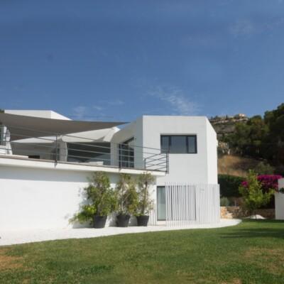 Casa en Xabia - Pwani Arquitectura