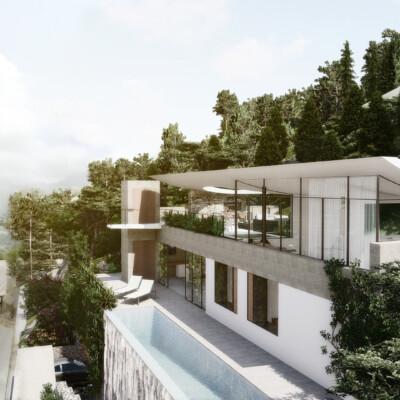 Architecture project in denia