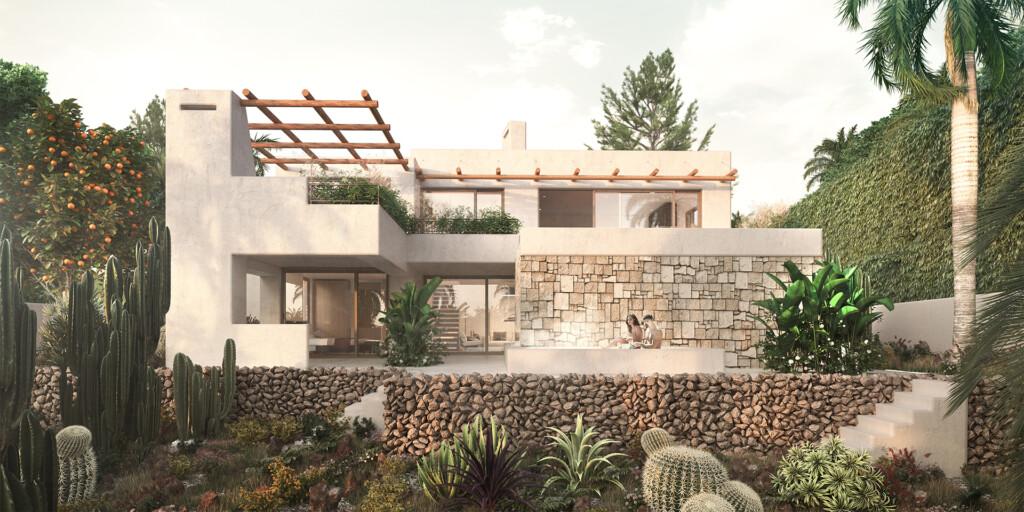 Architecture project Moraira
