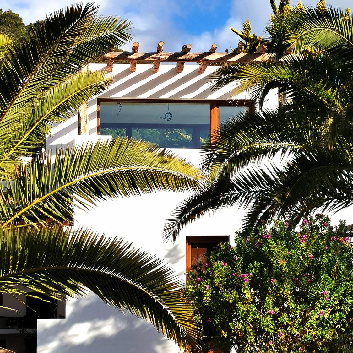 Renovación a casa mediterránea